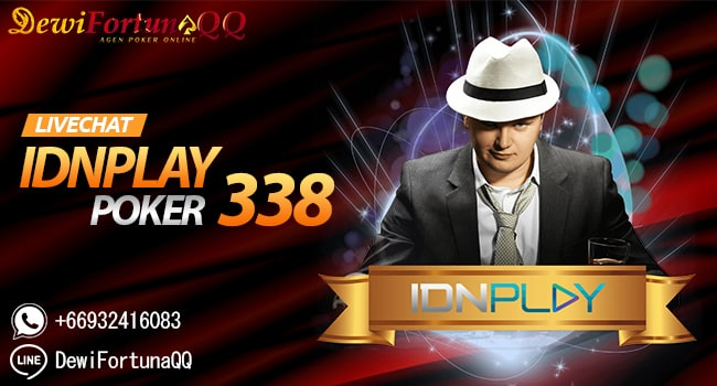Live chat idnplay poker338